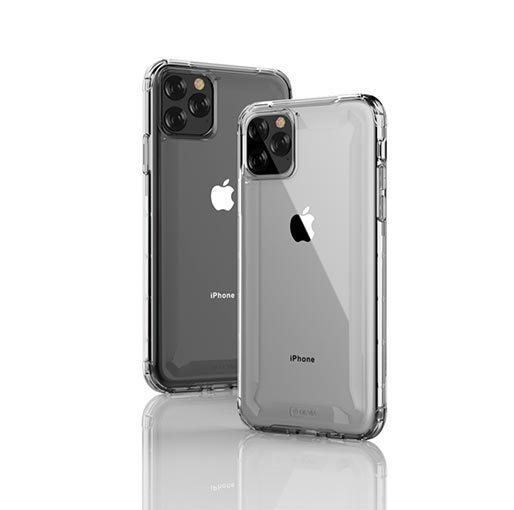 DEVIA-iPhone-11-Pro-Defender-2-Series-Case-Crystal-Clear